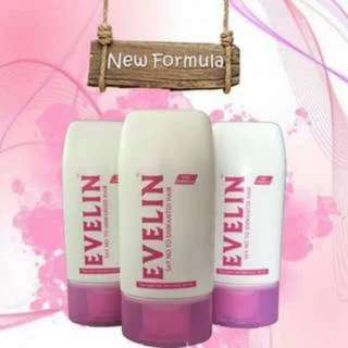 Authentic Evelin Hair Removal Cream PO