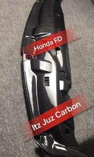 Honda FD Carbon Top cover