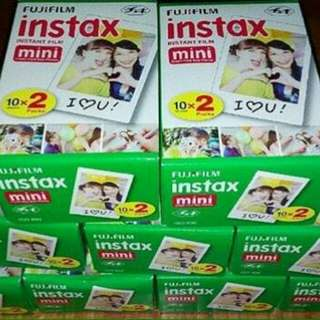 CHEAPEST INSTAX MINI FILMS