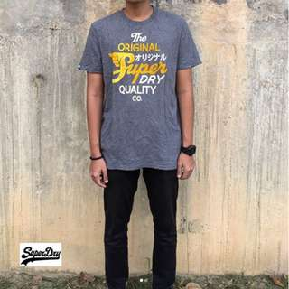 Superdry T Shirt Original