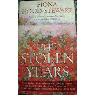 THE STOLEN YEARS Fiona Hood Stewart