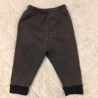 🚚 男童鋪棉鬆緊長褲