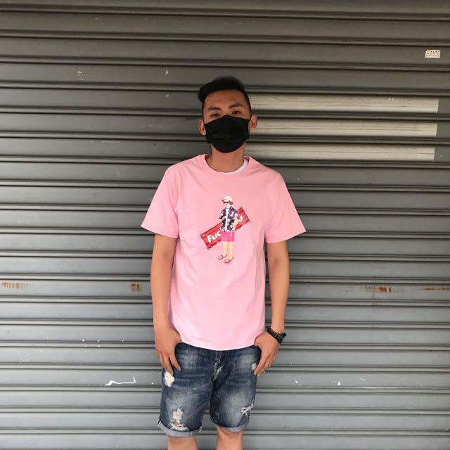 2031 Agari 海灘 男孩 fuck 短袖 T恤 短t