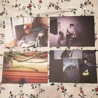 WTT Seventeen DK Postcard