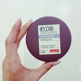 Bench Fix Professional Clay Doh/ 80g (Pre-Loved.. Used Twice)