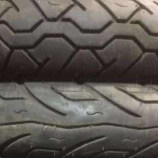 中古100/90/10機車輪胎