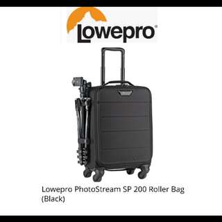 Lowepro PhotoStream SP-200 Roller Bag