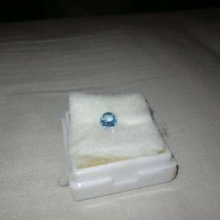 Aquamarine (loose gem)