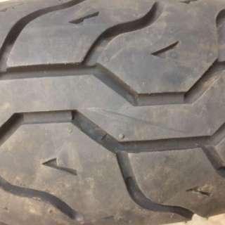 中古120/80/10機車輪胎