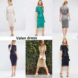 Valen Lace Dreas