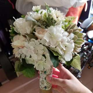 花球 #婚後物資