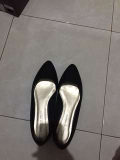 Christian Siriano flat shoes