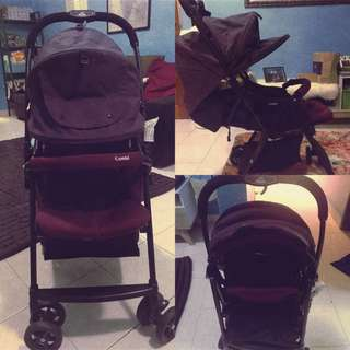 [Reduced Price!] Combi & Ergobaby with infant insert (less than a year used)