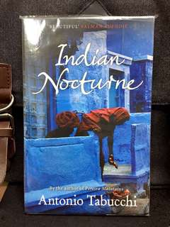 # Novel《Bran-New + The Prize Winning Modern Masterpiece Fiction》Antonio Tabucchi - INDIAN NOCTURINE