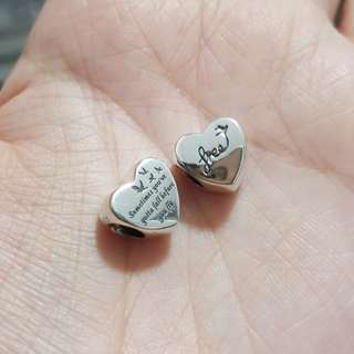 Real Life Pictures Of My Items 100% 925 Sterling Silver Charms - More Designs On My Other Listings