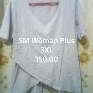 PLUS SIZE SM Woman Plus 3XL