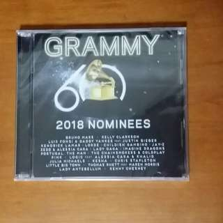 GRAMMY 2018 NOMINEES