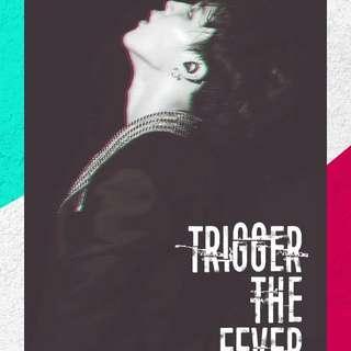 Jimin Trigger The Fever Photobook 2016