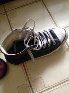 converse leather size 5,5 (24cm)