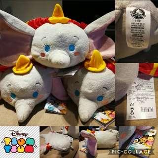 Disney Tsum Tsum Dumbo Plush Toy (Medium)