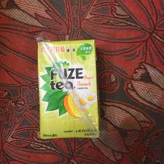 Fuze tea綠茶Green tea