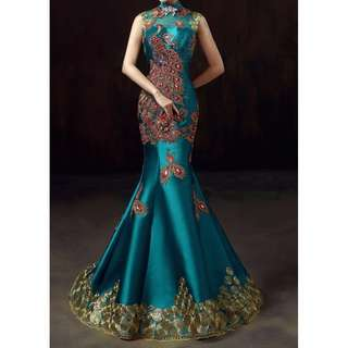Wedding Evening Gown For Rent