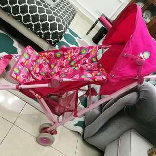 Mothercare umbrella fold