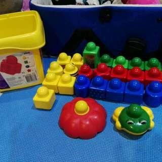 Lego Explore Mix