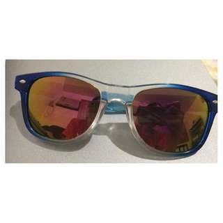 Chrome Sunglasses
