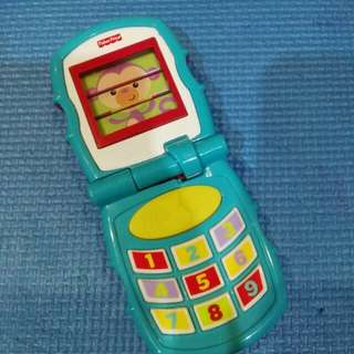Fisher Price 1st phone
