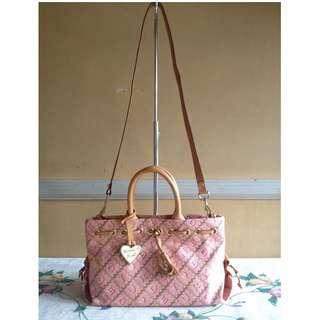 DOONEY & BOURKE Brand Three-Way Bag
