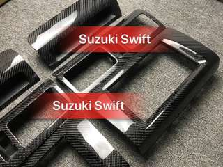 Suzuki Swift Carbon panel