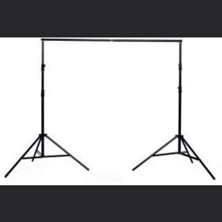2M x 2M BACKDROP STAND FOR RENT
