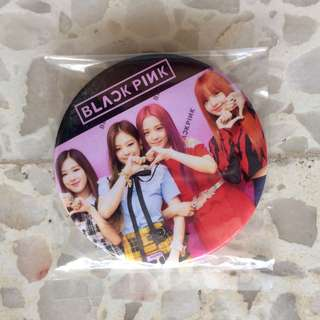 Blackpink Button