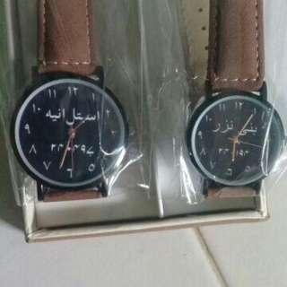 Jam custom gambar suka2
