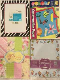 Craft Paper Bundle