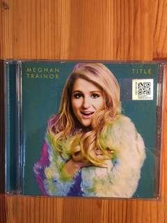 Meghan trainor album