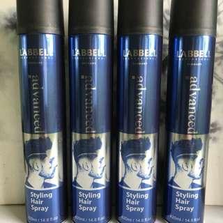 Labbell Vitalist Hair Spray 420mls