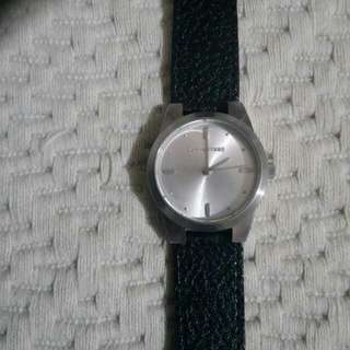 LeSportsac Ladies Silver Watch Newly Replaced Bracelet ORIGINAL
