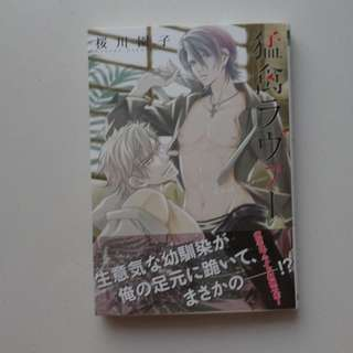 BL/YAOI Jap Manga - Moukin Lover