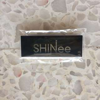 Shinee nametag free button