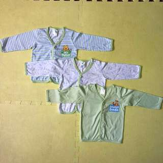 Set of 3 Preloved Boy Baby Clothes