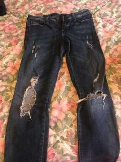 Diesel regular waist jeans