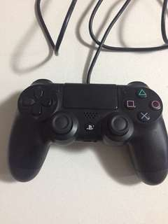 Playstation 4 Controller & Wire