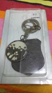 Shinhwa Official WE Keychain