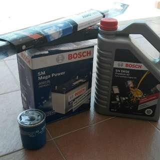 Bosch Car Battery 40B19L