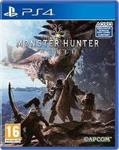 Monster Hunter World PS4 r1