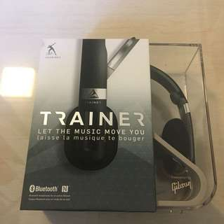 Usain Bolt Bluetooth headphones-Brand new
