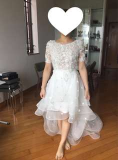 Wedding dress 婚紗裙