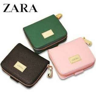 Zara Wallets